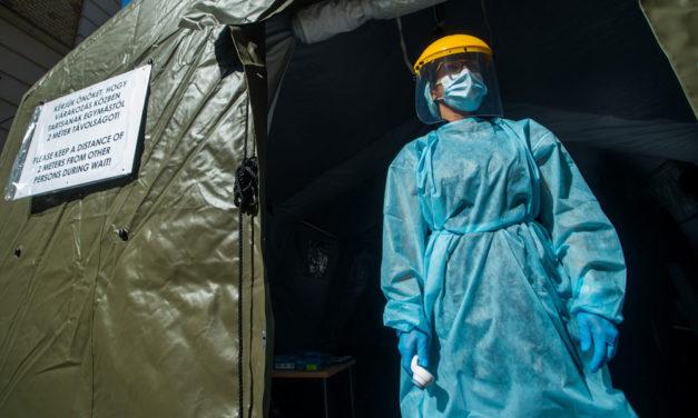 Lélegeztetőgépen van egy koronavírussal fertőződött budapesti  háziorvos