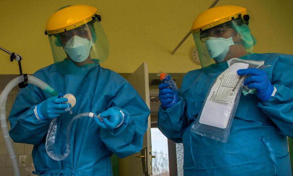 Egy nap alatt 459 új fertőzöttet azonosítottak Magyarországon