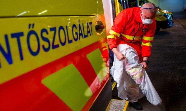 Kiakadtak Szentendrén, mert a mentőszolgálat elvitte azt a fertőtlenítő gépet, amit a saját mentőseiknek vettek