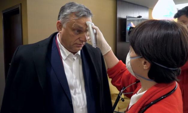 Orbán Viktor: Nem lesznek általános lezárások, a főpolgármester pedig végezze el a dolgát