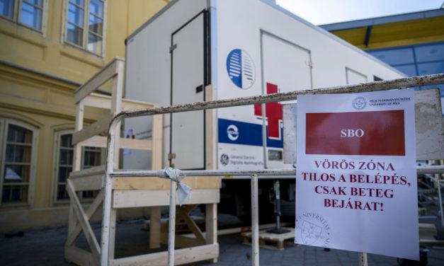 Koronavírus: 623 fertőzött és újabb 5 halott van Magyarországon