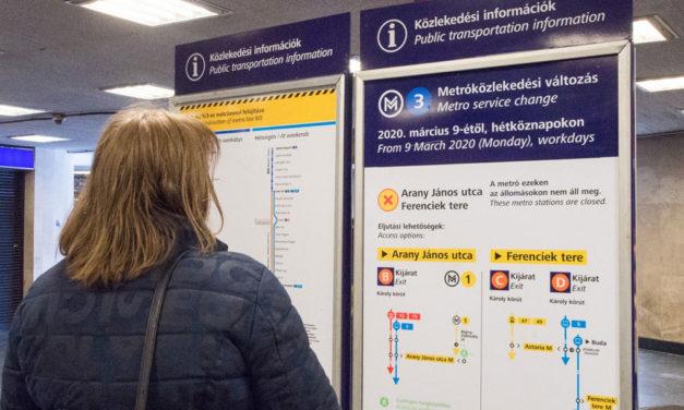 Utasbarát döntés: Hajnali fél kettőig jár a metró pénteken és szombaton