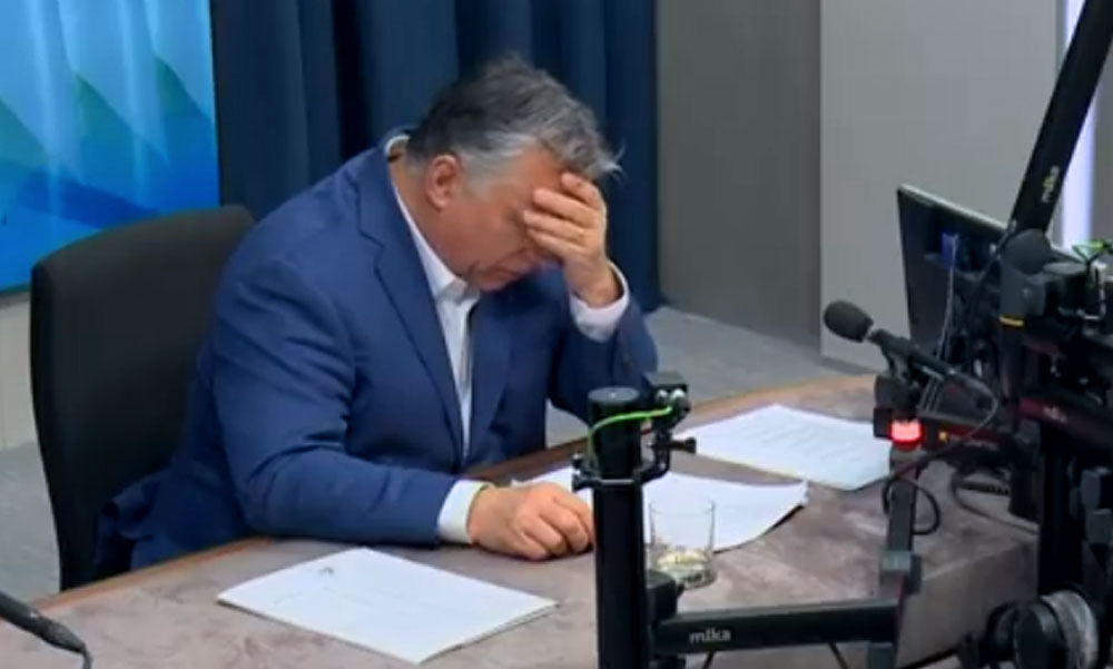 Mindössze 50 százalék a kínai vakcina hatékonysága, vagyis szinte semmit sem ér, Orbán Viktor nagyon számított rá