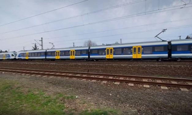 Halálos vonatgázolás Dunakeszinél, késések vannak a környéken
