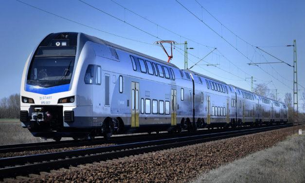 Szinte el sem indultak, máris leállítják az új KISS emeletes vonatokat