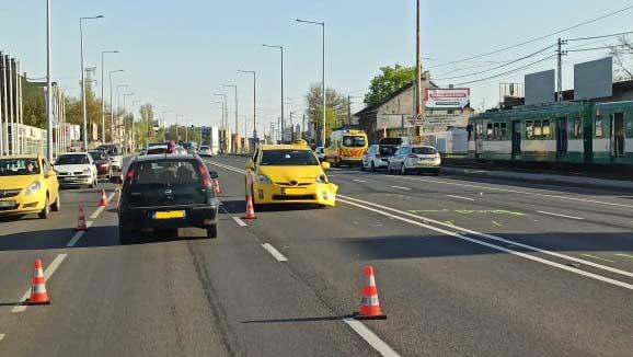 Visszatér munkahelyére a taxist gázoló HÉV vezetője