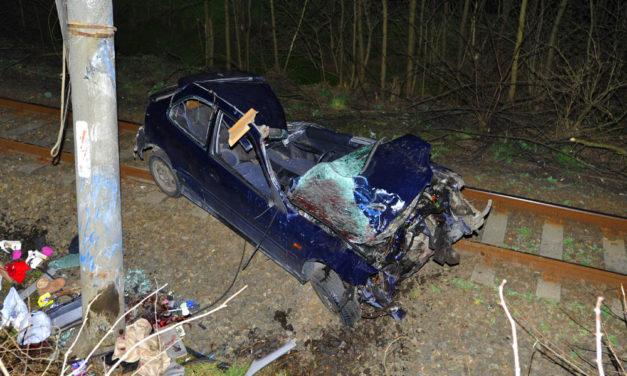 Tragikus baleset, két halott, három sérült az agglomeráció peremén