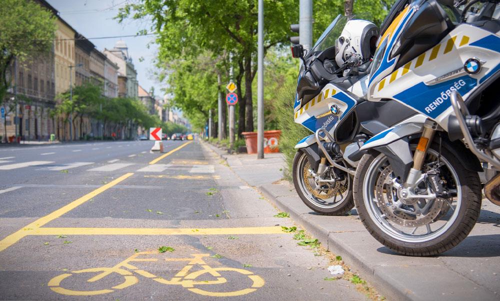 Folytatódik Budapest egyik legforgalmasabb kerékpáros útvonalának fejlesztése