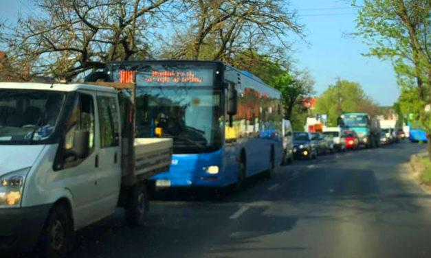 Megvalósul egy álom: buszsávot kap Budakeszi, az ingázókat már Budapest előtt a BKV-ra ültetnék