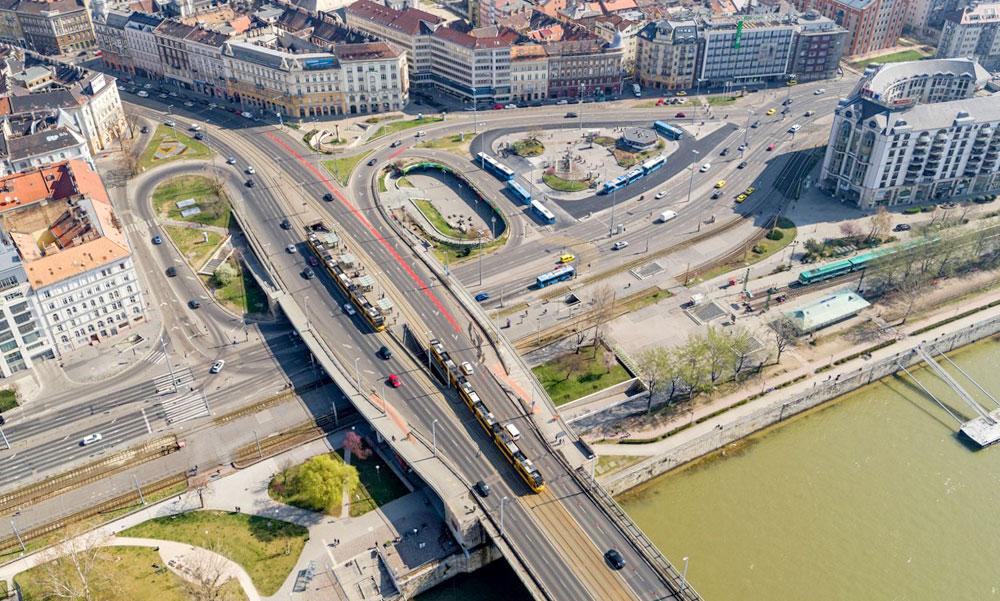 Ugrásra kész a Petőfi híd és a Boráros tér felújítása, BKK-nak még elmondhatod mit csináljanak