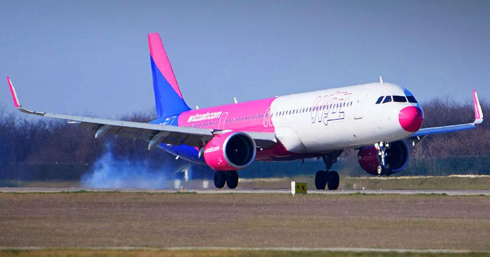 Elszabadultak az indulatok: A Wizz Air 200 magyar utasa ragadt Szantorinin, ezért nem tudott felszállni a gép