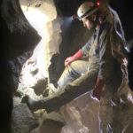 Százméteres mélységet értek el a Csobánka melletti Dinó-rejtekben