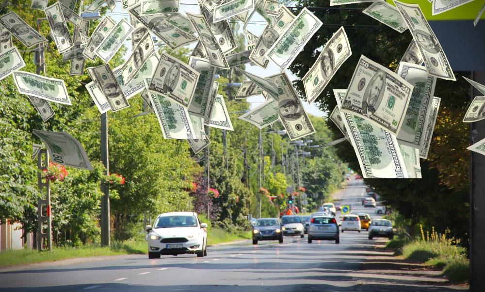 Pénzeső Gödön: Az állam elvette a település egy részét, most milliárdokat öntenek ide