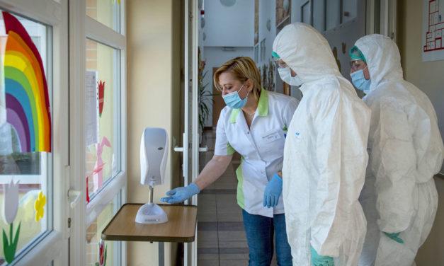 Koronvírusos lett a pilisborosjenői háziorvos asszisztense: 125 ember kerülhet karanténba