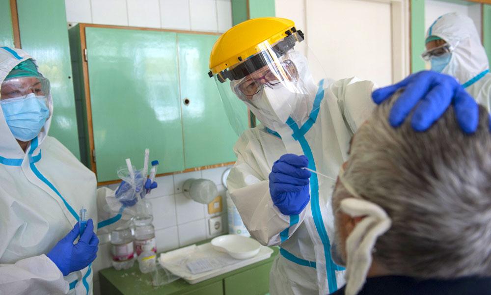 Koronavírus: Budapesten és környékén találták a legtöbb esetet