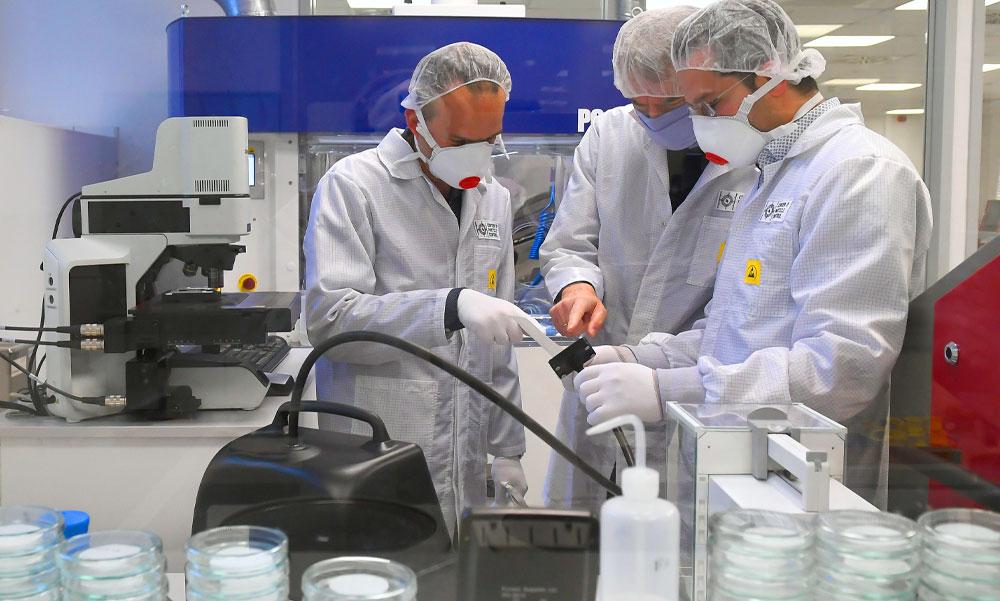 Öt agglomerációs városban emelkedett a koronavírus koncentrációja a szennyvízben
