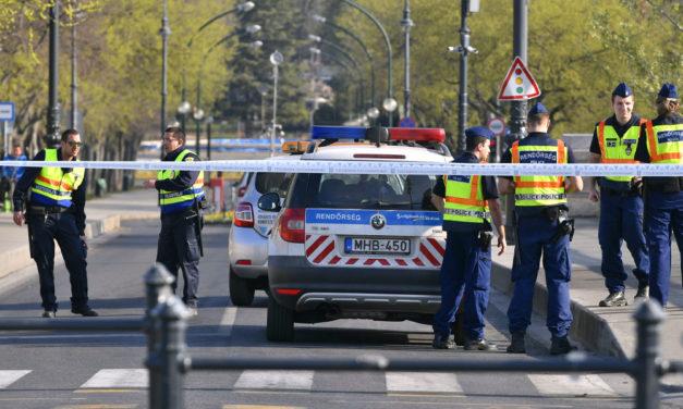 Sok rendőr van a lezárt Margitszigetnél és több agglomerációs településen