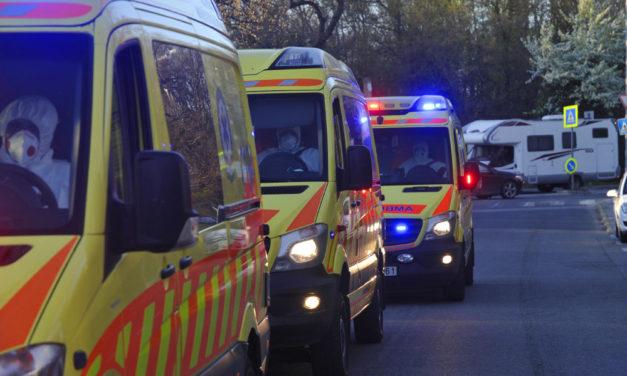 """""""A ceglédi mentőállomás mentőtisztje elvesztette a harcot, amit a koronavírus ellen vívott"""" – pár napon belül a második mentős halt meg a járvány miatt"""