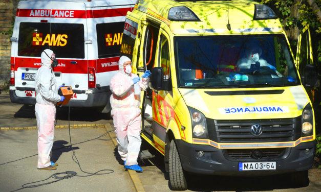45 új koronavírussal fertőzöttet azonosítottak Magyarországon, ketten meghaltak