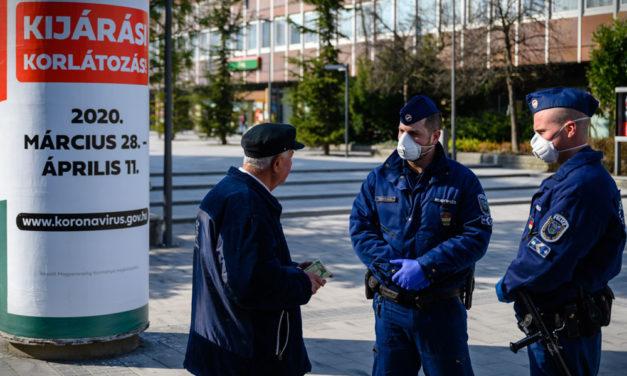 Az operatív törzs azt kéri a budapestiektől, hogy tartsák be a kijárási korlátozást