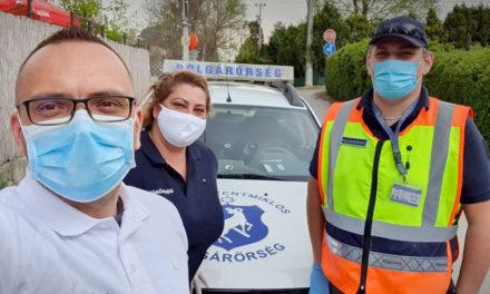 Egyre jobban terjed a koronavírus az agglomerációban, maszkban járőröznek a polgármesterek