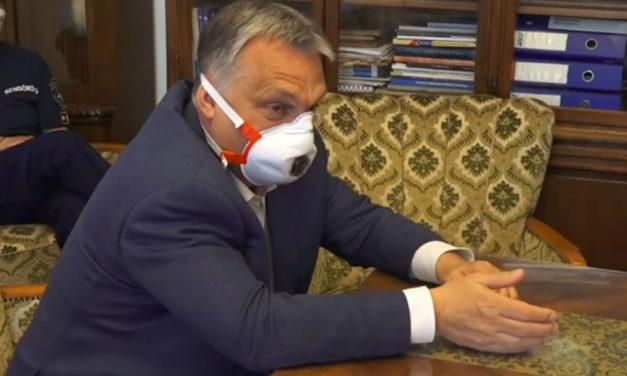 Orbán Viktor lepasszolta Budapest főpolgármesterét az operatív törzshöz