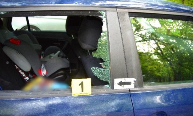 Feltörte az autót, kilopott belőle mindent, aztán ráordítottak a rendőrök