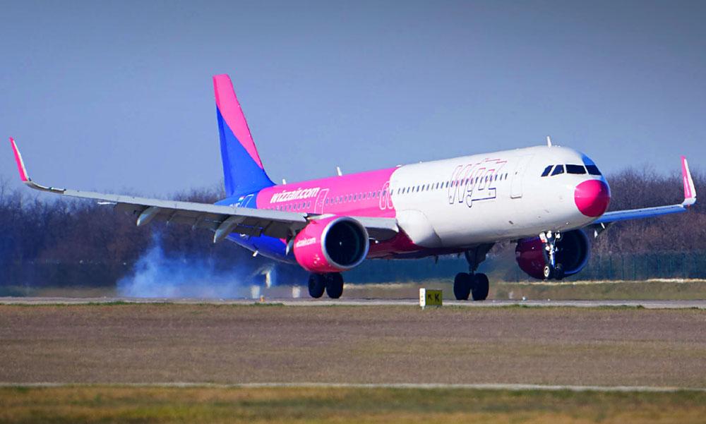 A Wizz Air módosíthatja a járatok menetrendjét az utazási korlátozások miatt