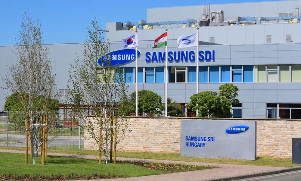 Különleges gazdasági övezet jön létre a gödi Samsung gyárnál