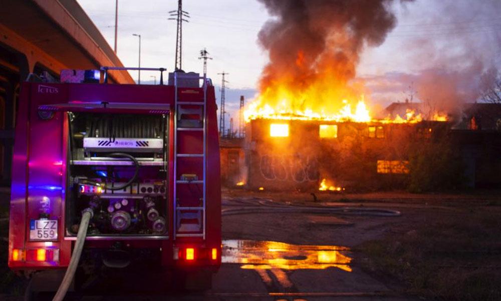 Tűz miatt hosszú adásszünet volt az RTL Klubnál, órákig nem volt műsor