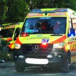 Halálos baleset Vácnál, elhunyt a 82 éves sofőr
