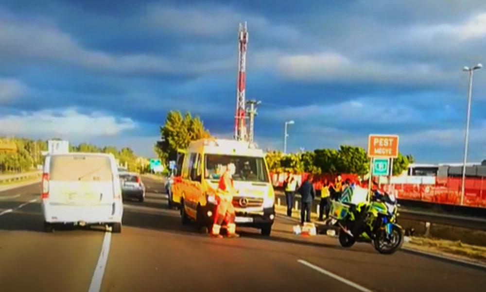 Halálos motoros baleset történt, meghalt egy 24 éves férfi