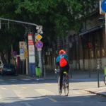 Újabb bringautak a fővárosban! A Villányi úton is kiépítik a kerékpársávot