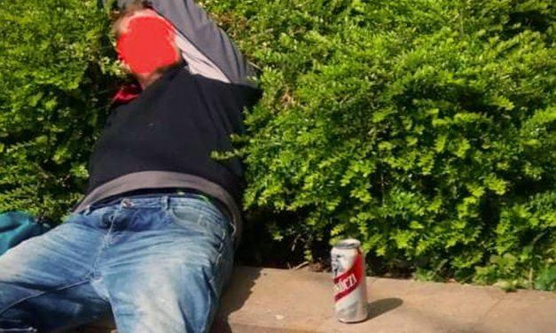 Alkoholtilalom Budakeszin: Keményen lecsapnak az utcán piálókra, rendet akarnak a városban