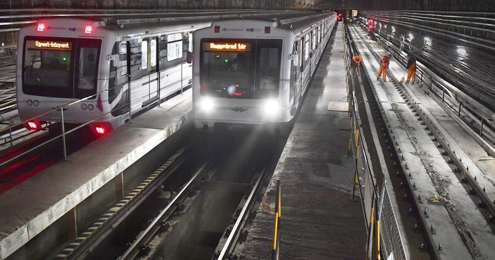 Tombol a járvány a BKV-nál, már több mint 600 dolgozó van karanténban, leállhat a metró és egyes villamosvonalak is veszélyben vannak