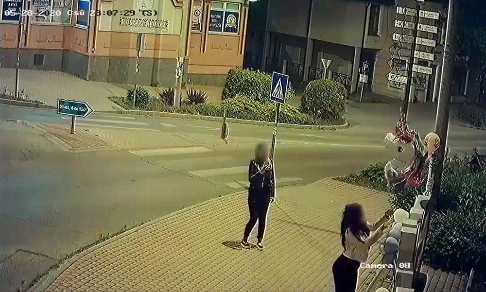 Ciki lopás Gyömrőn, a polgármester Facebook-hajtóvadászatot hirdetett, el akar beszélgetni a tolvajokkal