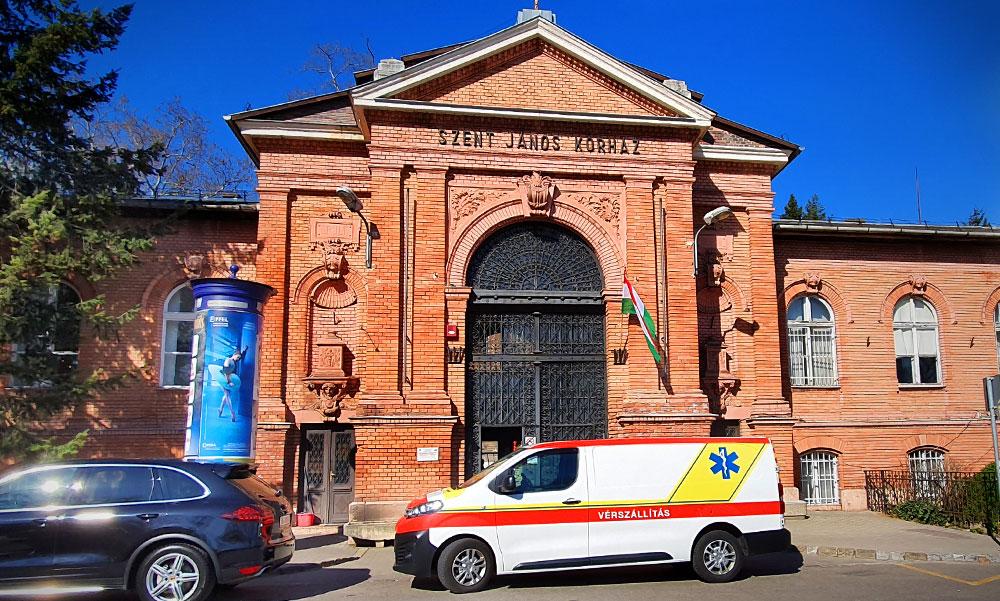 Az ország összes kórházában látogatási tilalmat rendelt el Müller Cecília