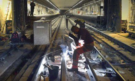 Sisteregnek a metrósínek a föld alatt, óriási tempóban dolgoznak az M3-as vonal felújításán