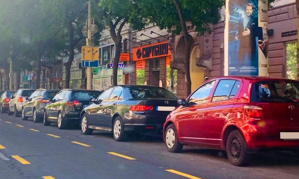 Karácsony Gergely sávosan növekvő parkolási díjat akar a belvárosban