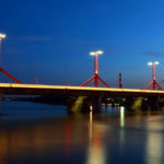 Dunába zuhant egy 18 éves fiú a Rákóczi hídról