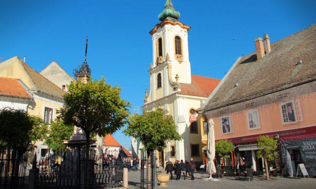 Balesetveszély miatt lezárták Szentendre belvárosának egy részét: nem kapta meg a város a megítélt milliárdokat az államtól