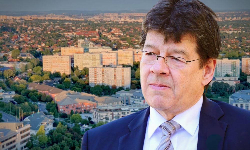 Balhé Budaörsön: A koronavírus miatt 3 havi jutalmat kapott a polgármester