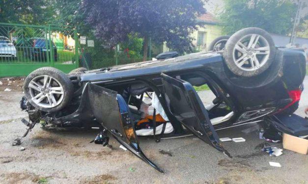 Rejtélyes baleset Maglódon, fura dolog történt az úton