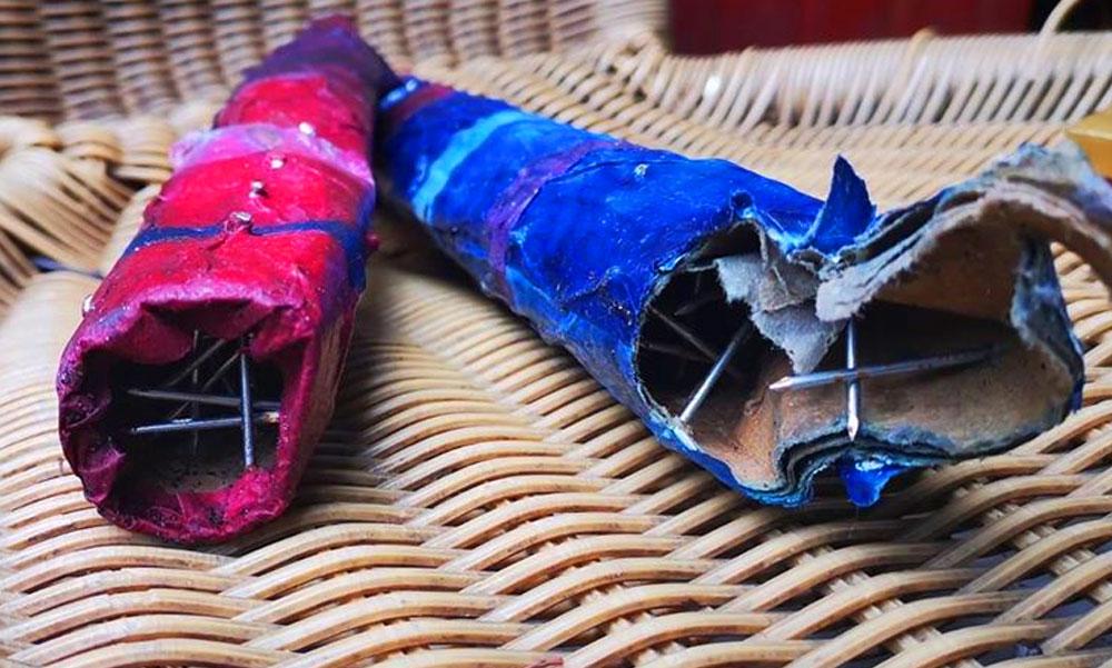 Kegyetlen állatkínzás: Szöges szalámikat találtak a budai kutyafuttatóknál