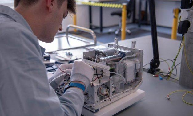 Vácon gyártják a világ egyik legjobb lélegeztetőgépét