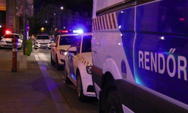 Akciófilmekbe illő módon üldözték a rendőrök 40 kilométeren át az ámokfutót, a részeg sofőr közben több ember életét is veszélyeztette