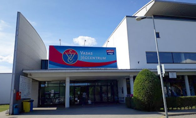Egy munkás zuhant le az újpesti sportkomplexum tetejéről