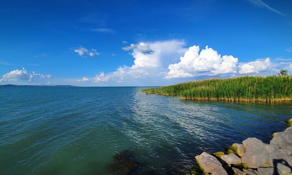 Nagy a baj: allergiás reakciót válthat ki a Balaton vize