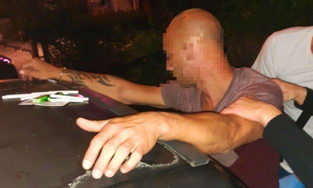 Bezárták a drogbazárt a rendőrök Monoron, elkapták a kereskedőt