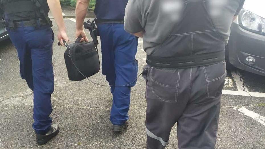 Tizenegy embert tartóztattak le a Mozaik utcai vesztegetési ügyben